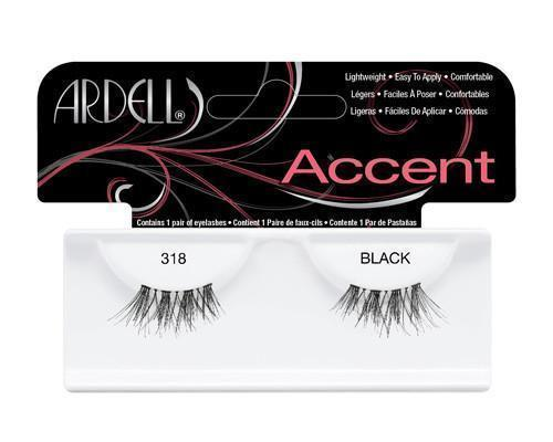 Ardell Accent Eyelashes #318 (4PC)
