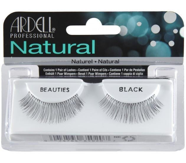 Ardell Natural Eyelashes, Beauties (4PC)