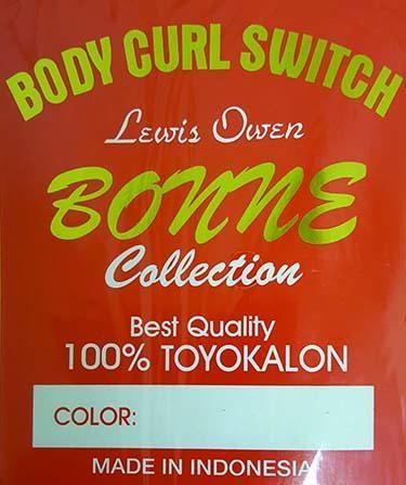 BCS Wholesale Bonne Collection Body Curl Switch