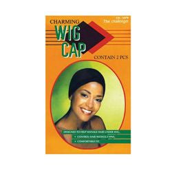 The Challenger Wig Cap #CH107W (12PC)