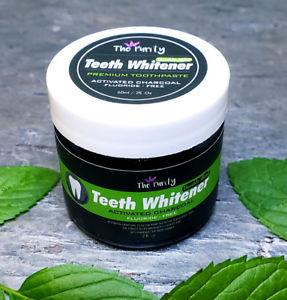 Charcoal Teeth Whitener (PC)