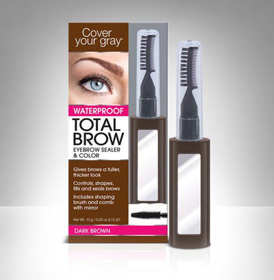 Cover Your Gray Total Brow Eyebrow Sealer / Color (3PC)