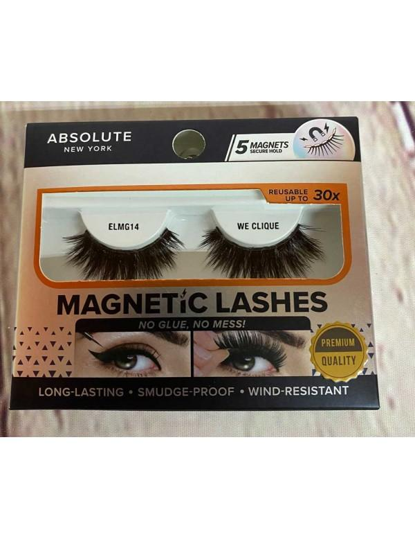 Absolute Magnetic Lashes #ELMG14 We Clique (3PC)