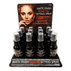 Giovi Matte Finish Makeup Setting Spray Set #GS15 (12PC)