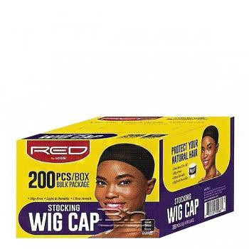 Kiss Stocking Wig Cap #HVP (200PC/BOX)