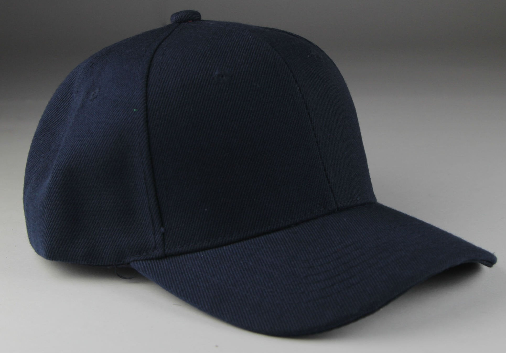 Velcro Baseball Hat Dark Blue (Pc)