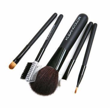 Kleancolor 5pc Brush Travel Set #CB753 (DZ)
