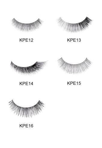 #Kpe12 Full Strip Juicy Volume 01 Eyelashes (6Pk)