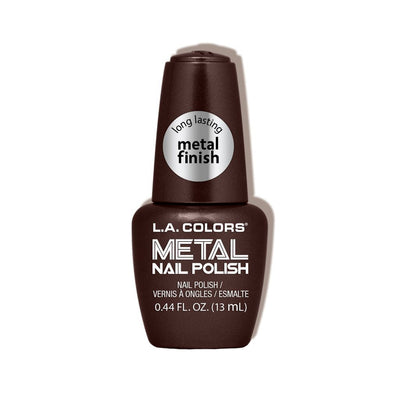 LA Colors Metal Nail Polish (3PC)