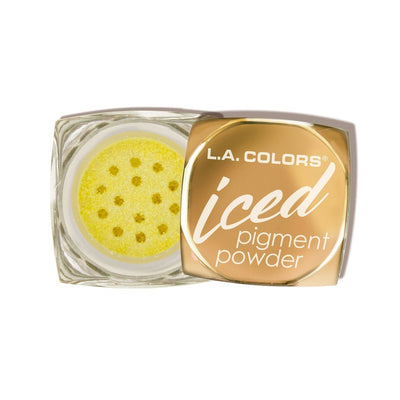 LA Colors Iced Pigment Powder #CEP (3PC)