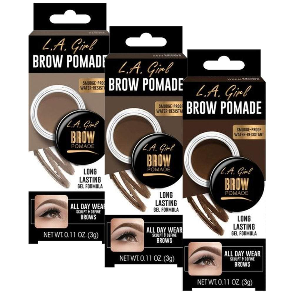 LA Girl Brow Pomade #GBP (3PC)