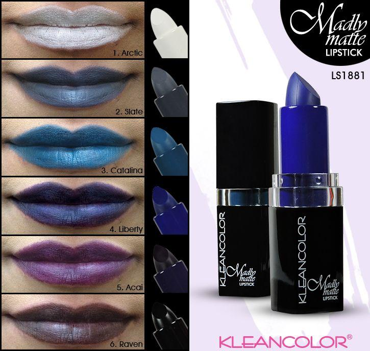 KleanColor Madly Matte Lipstick Set #LS1881 (36PC)