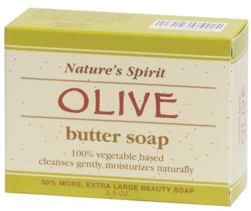 Nature's Spirit Olive Butter Soap 5oz (6PC)