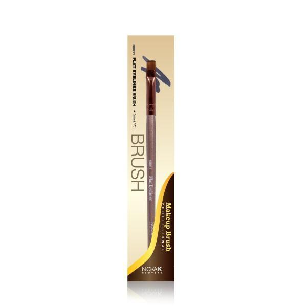 Nicka K Flat Eyeliner Brush #NB011 (3PC)