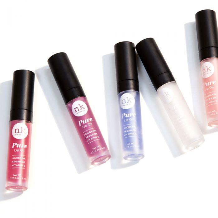 NICKA K NK Pure Lip Oil #NKC (6PC)