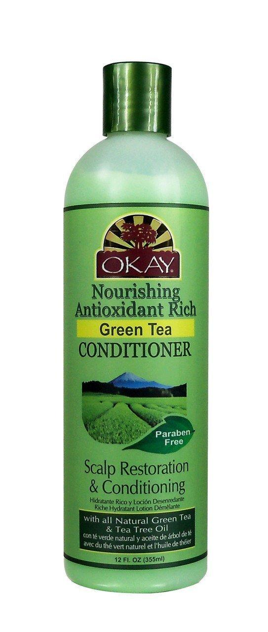 Okay Green Tea Nourishing Conditioner, 12oz