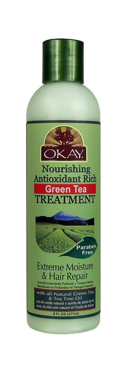 Okay Nourishing Green Tea Treatment, 8oz