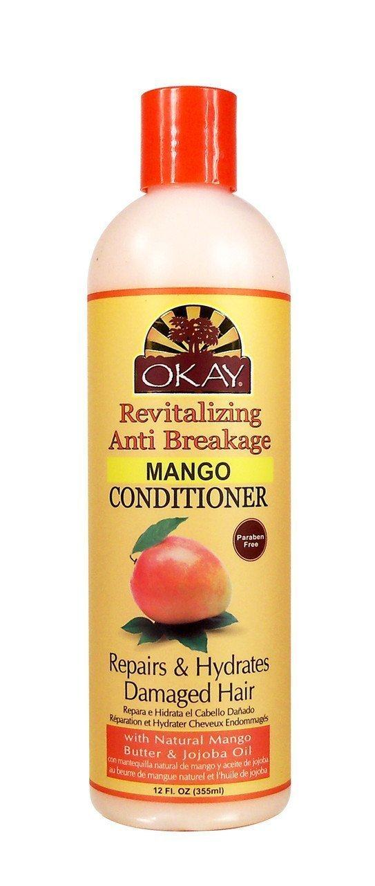 Okay Revitalizing Mango Conditioner, 12oz
