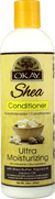 Okay Moisturizing Shea Conditioner, 12oz