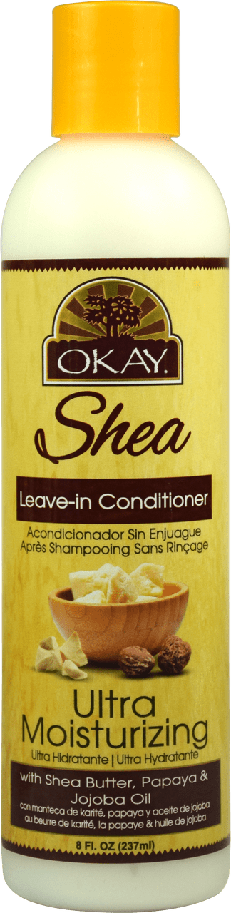 Okay Shea Leave in Conditioner, 8oz