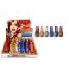 Princessa Color Show Metallic Nail Collection Set #SN-592 (24PC)