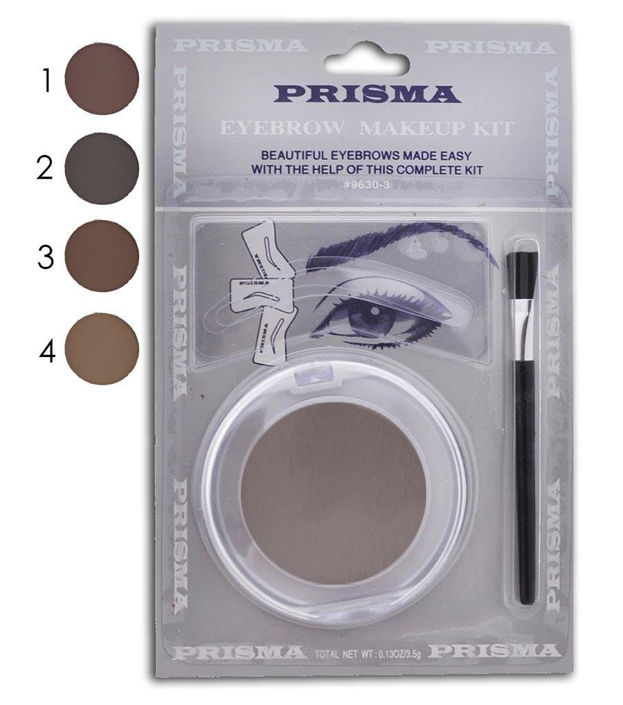 Prisma Eyebrow Makeup Kit Pc Youngs Trading Beauty Supply And