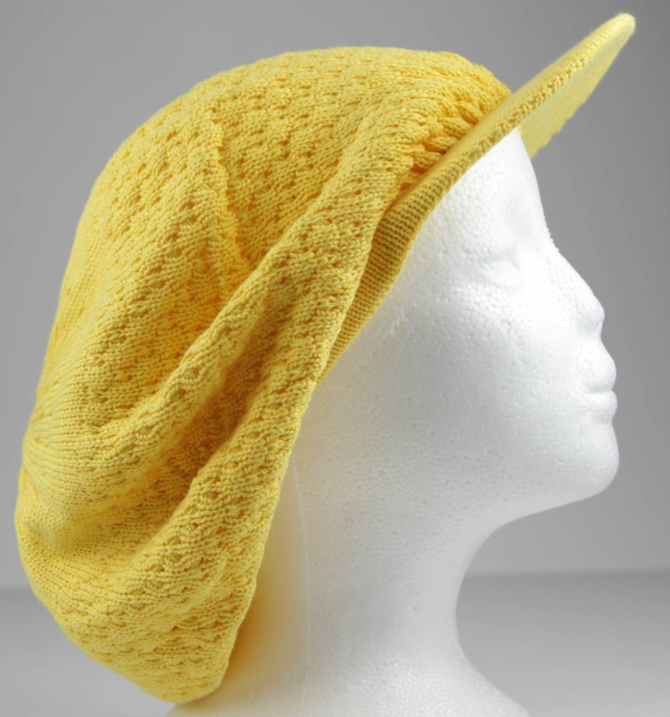 Tam With Cap Yellow (Pc)