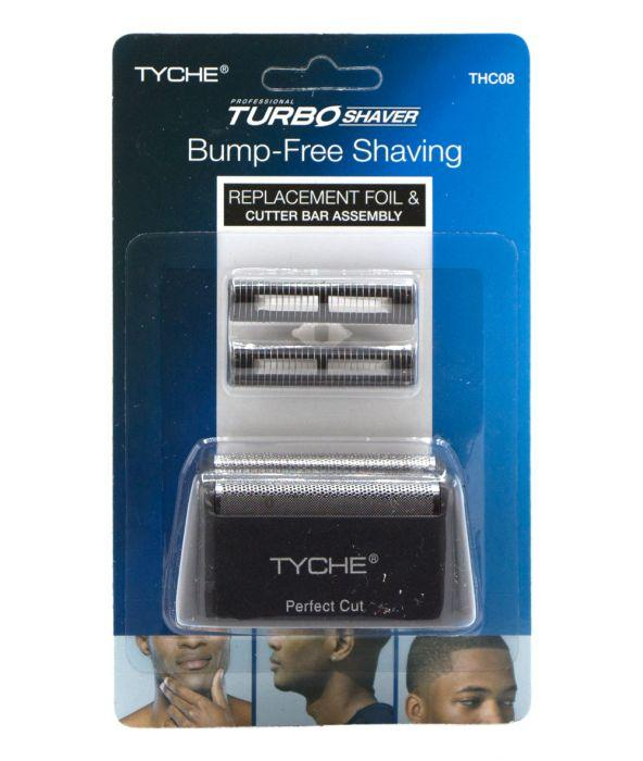 TYCHE Turbo Shaver Bump Free Shaving #THC08 (4PC)
