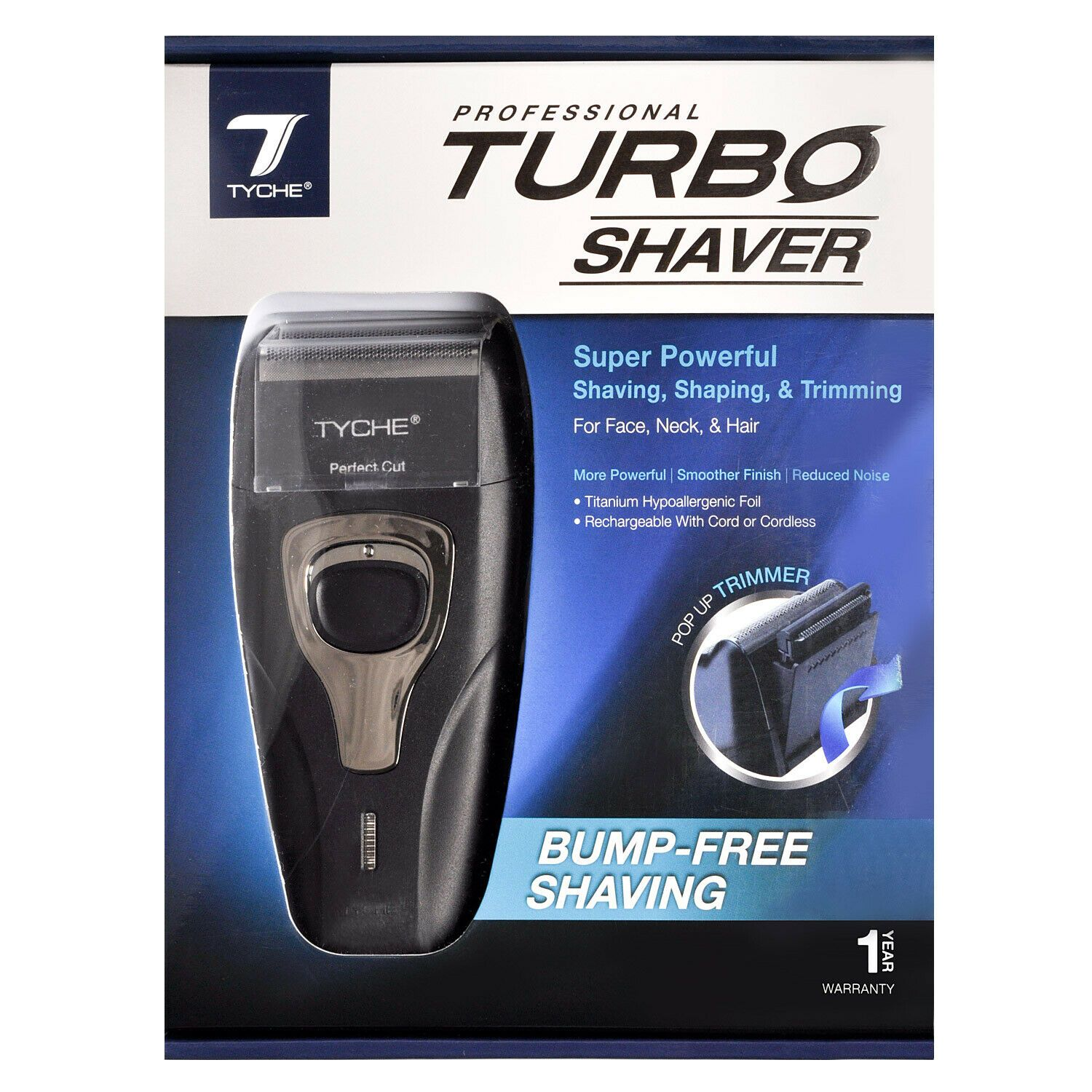 TYCHE Turbo Shaver #THC07 (PC)