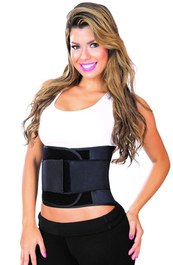 Velcro Gym Belt Waist Trainer