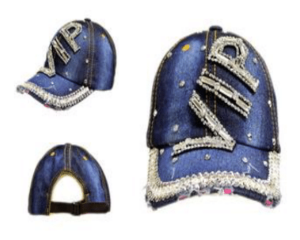 VIP Denim Hat (PC)