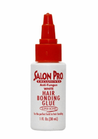 Salon Pro White Bonding Glue 1oz