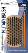 #2118 Annie Hard Military Brush (12Pk)