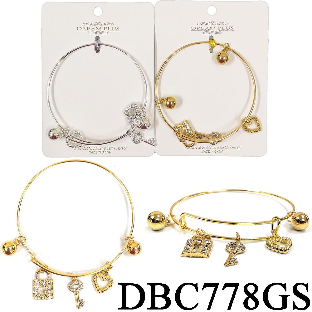 Fashion Jewelry By the Dozen (12PC) #DBC778GS