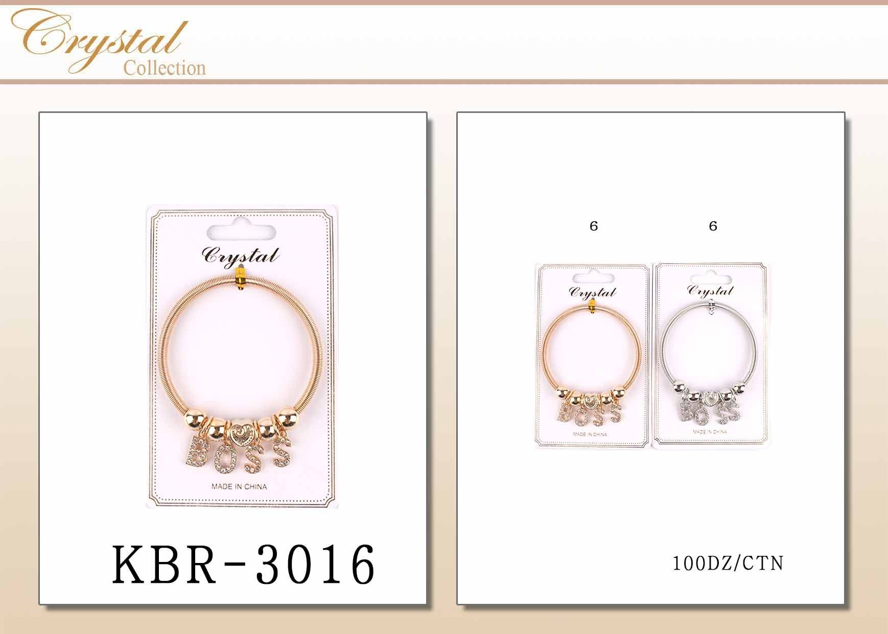 Fashion Jewelry By the Dozen (12PC) #KBR3016