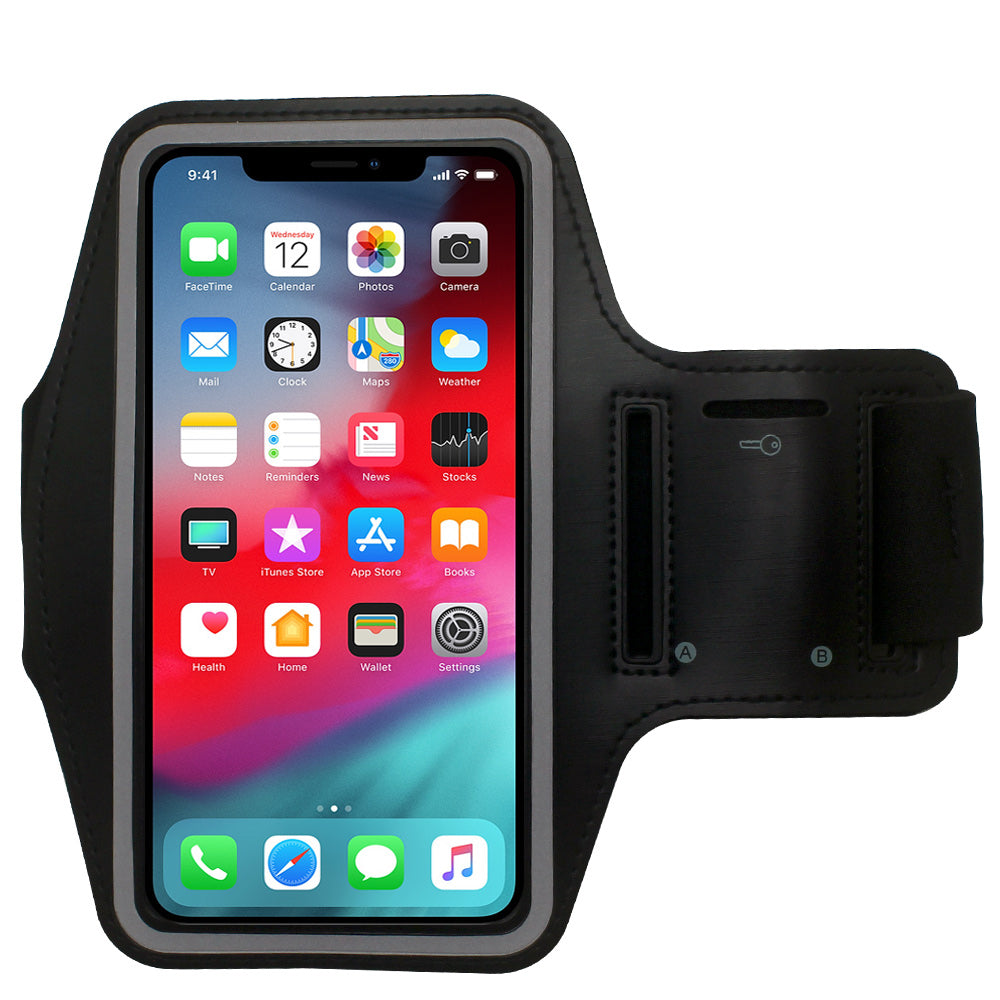 Fitness Armband Compatible with Apple iPhone