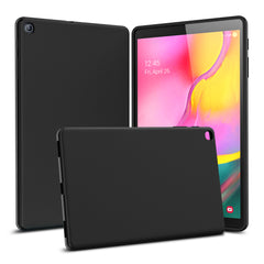"Black Flex-Gel Silicone TPU Case for Samsung Galaxy Tab A 10.1"" (2019)"