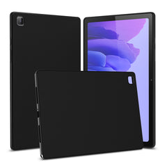 "Matte Black Flex-Gel Silicone TPU Case for Samsung Galaxy Tab A7 10.4"" (2020)"