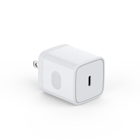 20W Fast Charger Cube Wall Power Adapter for Apple iPhone 12, 12 Pro, 12 Pro Max, 12 Mini