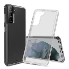 Clear Hard Case Cover for Samsung Galaxy S21 Plus 5G