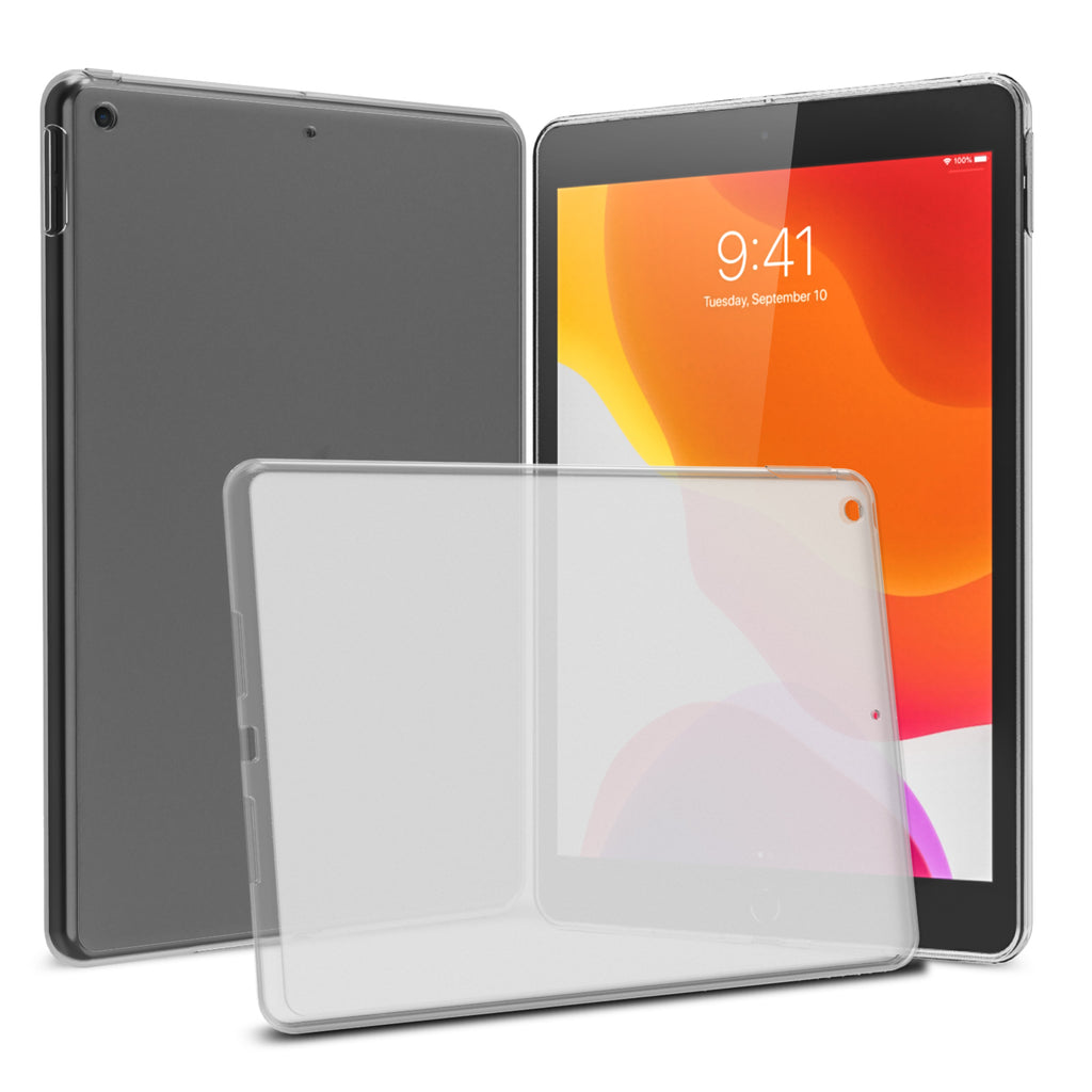 "Flex-Gel Silicone TPU Case for iPad 8th & 7th Generation 10.2"" (2020, 2019)"