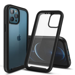 Heavy-Duty Case with Built-in Screen Protector for iPhone 12 Pro