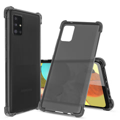 Flex-Gel Silicone TPU Case for Samsung Galaxy A51 5G (Smoke)