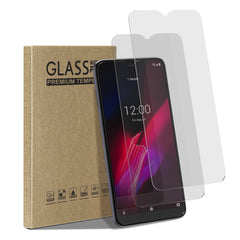 [2 Pack] Tempered Glass Screen Protector for T-Mobile Revvl 4