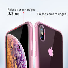 Ultra-Thin Flexible TPU Bumper Case for Apple iPhone XS and iPhone X