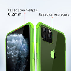 Ultra-Thin Flexible TPU Bumper Case for iPhone 11 Pro