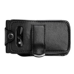 Fitted Leather Case for eTalk Flip Phone