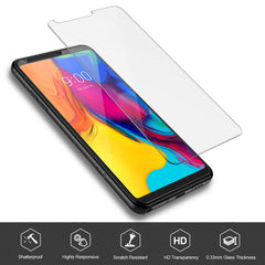 [2 Pack] Tempered Glass Screen Protector for LG Stylo 4