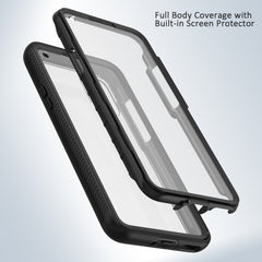 Heavy-Duty Case with Built-in Screen Protector for OnePlus 8T+ 5G