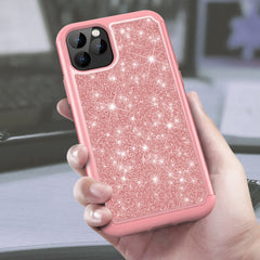 Sparkling Glitter Case Compatible with iPhone 11, iPhone 11 Pro, iPhone 11 Pro Max